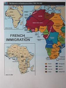 009_Algérie  Les Colonies Françaises