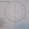 153_Mausolée Royal de Mauritanie  L'hypogée  Couloir long de 70 mètres et 2 mètres de largeur