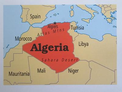 002_Algérie  Population 41 millions