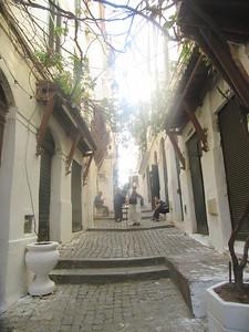 025_Alger  La Casbah  UNESCO