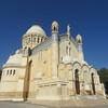 137_Alger  Le Nord  Basilique Notre-Dame D'Afrique  1872  Le pendant de Notre-Dame-de-la-Garde à Marseille