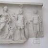 109_Alger  Musée National des Antiquité  Fragment d'un Autel (Vénus, Mars Ultor et César)  Période Romaine