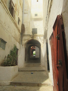 036_Alger  La Casbah  UNESCO