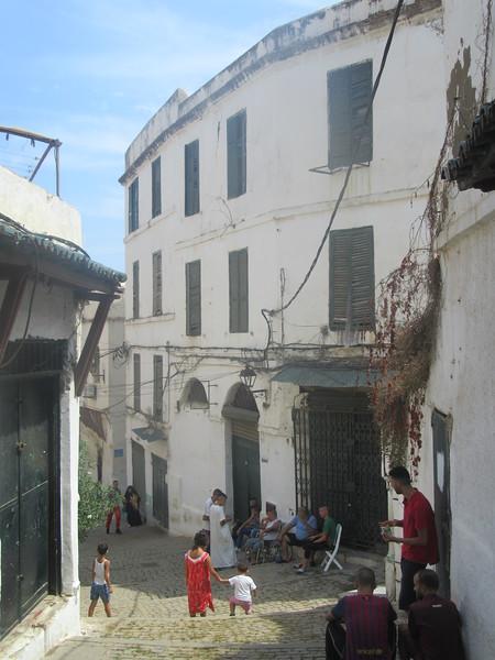 032_Alger  La Casbah  UNESCO
