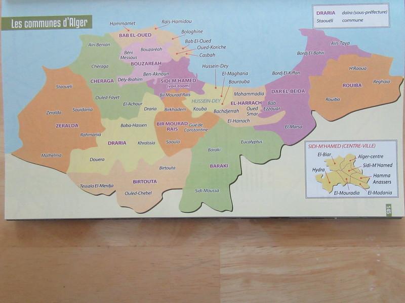 011_Les Communes d'Alger  8 millions d'habitants pour l'agglomération