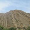 524_Djemila  Montagne d'ou était extraite les pierres servant à bâtir la cité romaine