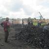 079_Charbonnerie  8 de 9  Effectuer la rotation des charbons (arrose)  S'assurer d'éteindre tout les tisons