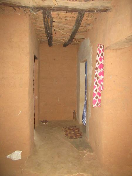 025_Casamance  Maison typique (en banco)  17 de 21  Les Chambres