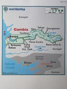 004_Casamance  Le Sud du Sénégal  Comme une Région Autonome