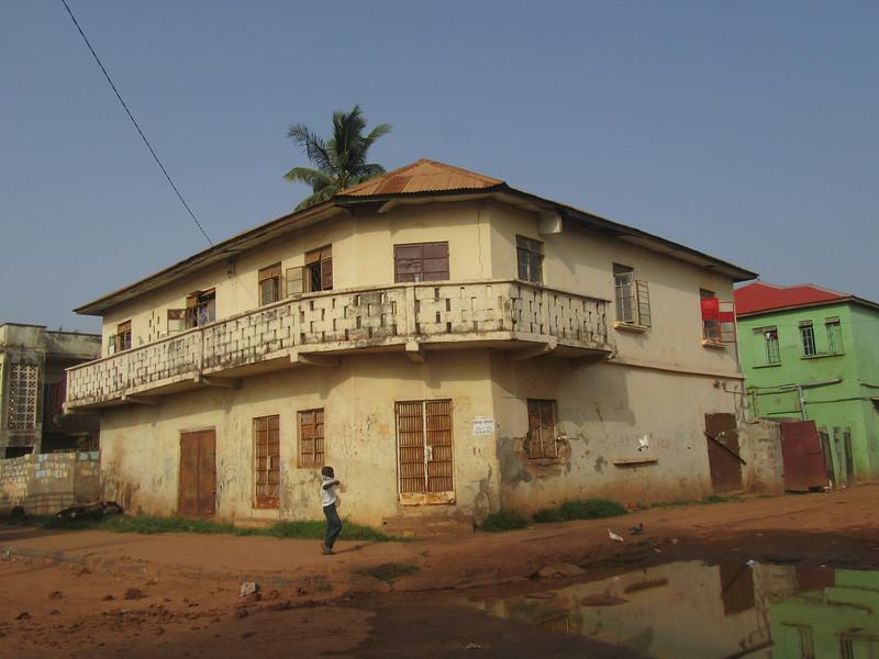 013_Banjul  The Sleepy Capital
