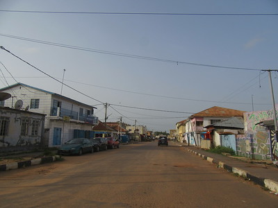 012_Banjul  The Sleepy Capital