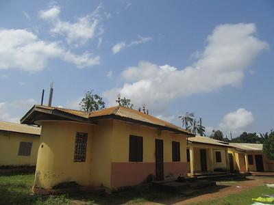 013_Dubreka  Le village Bondabon  Une mosquée privée