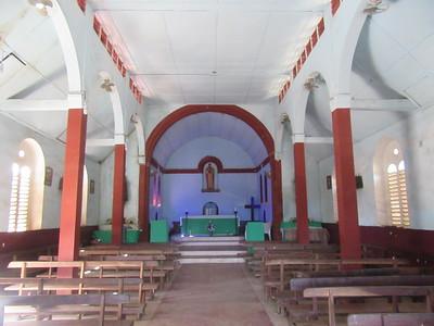 033_Le Littoral  Fatala  La Première Église Catholique en Guinée