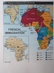 002_Afrique Coloniale  Guinée (Conakry)  Ancienne colonie Française