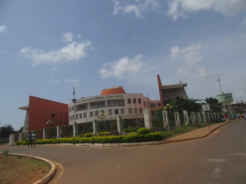 020_Guinea-Bissau  Bissau City  The Assemblia Naçional Popular