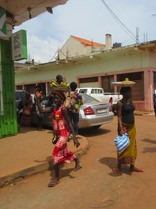 042_Guinea-Bissau  Bissau Velho (The Old Colonial Center)  UNESCO