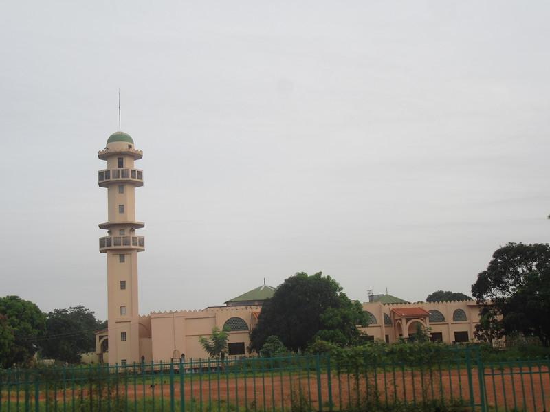 026_Guinea-Bissau  Bissau City  The Main Mosque