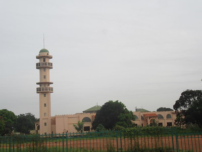 026_Guinea-Bissau  Bissau City  The Main Mosque