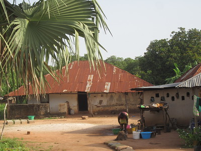 005_Guinea-Bissau  The Cacheu Region  For the whole country, 600 tourist a year
