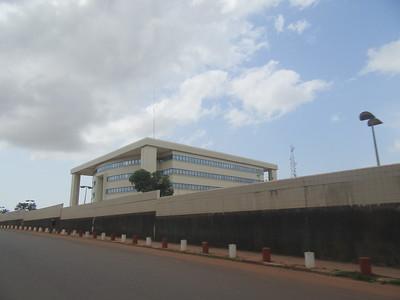 019_Guinea-Bissau  Bissau City  The Central Bank