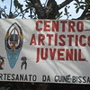 061_Bissau City   Centro Artistico Juvenil  Craftworks made by young trainees in a skills training and job creation project