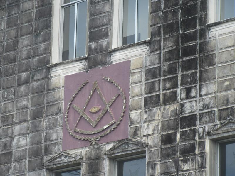 009_Monrovia  1902  The Masonic Temple