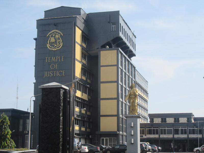 006_Monrovia  Legislative Building