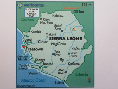 004_Sierra Leone  La vallée des Lions  War for 11 years, 1981-2002  Arms and feet Mutilation (do not walk to vote or vote)