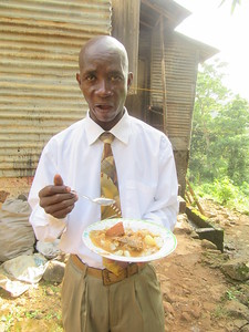 075_Bathurst Village  Community Chief  Elected  Mendes Tribe