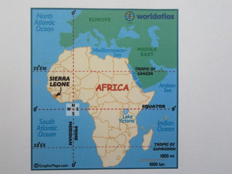 003_Sierra Leone  troisième pire dossier en matière d'Indice de Développement Humain