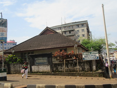 043_Freetown  National Museum