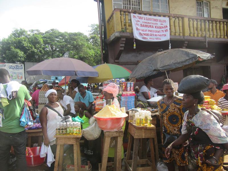 024_Freetown  Clin Town  Fourah Bay Road