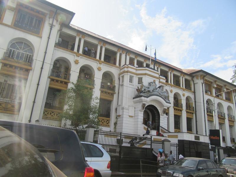 029_Freetown  Legislative Building  Georgian Style