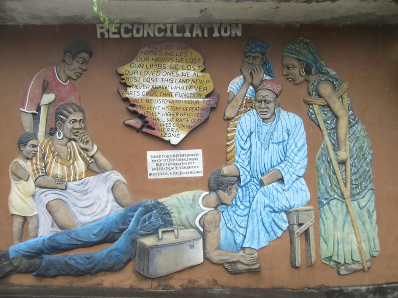 039_Freetown  Peace and Cultural Monument  The Reconciliation