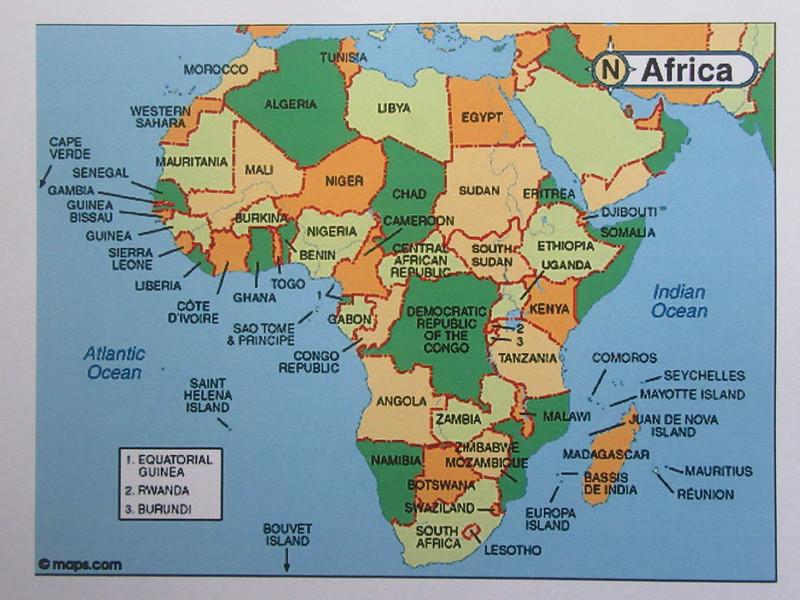 001_Africa  Sierra Leone  Population 7,4 million
