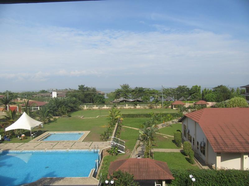 011_Bujumbura  Hotel Safari Gate