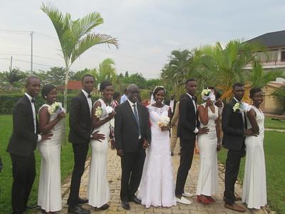 014_Bujumbura  Hotel Safari Gate  Mariage