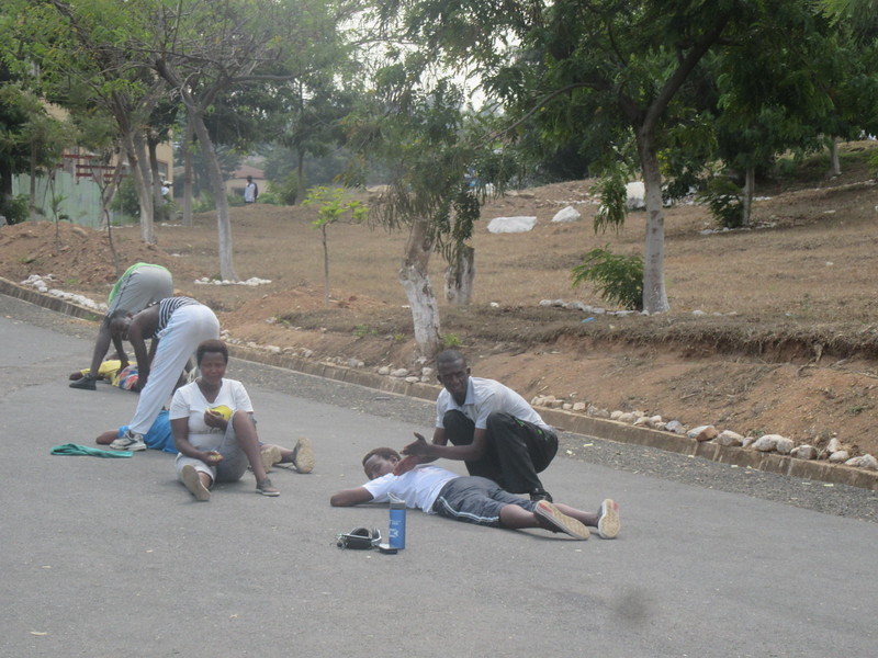 019_Bujumbura  Kiriri District  Massage