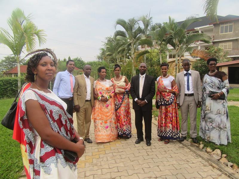 016_Bujumbura  Hotel Safari Gate  Mariage