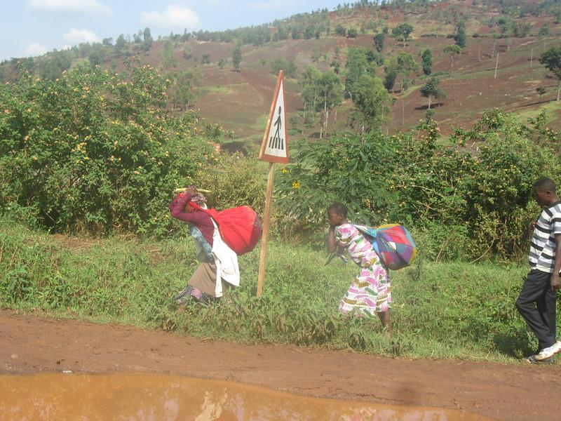 017_Route entre Bukavu et Le Parc National de Kahuzi-Biega