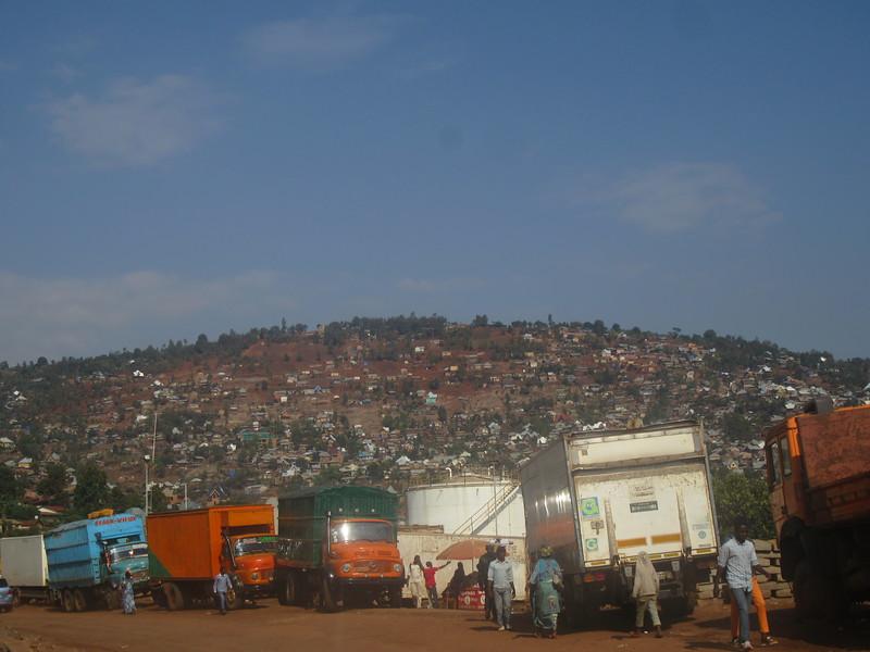 008_Sud Kivu  Bukavu  Separated from Rwanda by the Ruzizi River