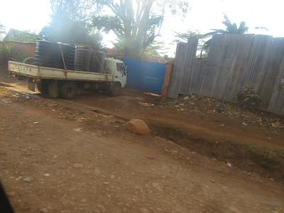 014_Sud Kivu  Bukavu  Délestage régulier d'électricité et raeté de l'eau (2 semaines sans eau)