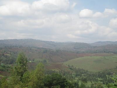 021_Route entre Bukavu et Le Parc National de Kahuzi-Biega