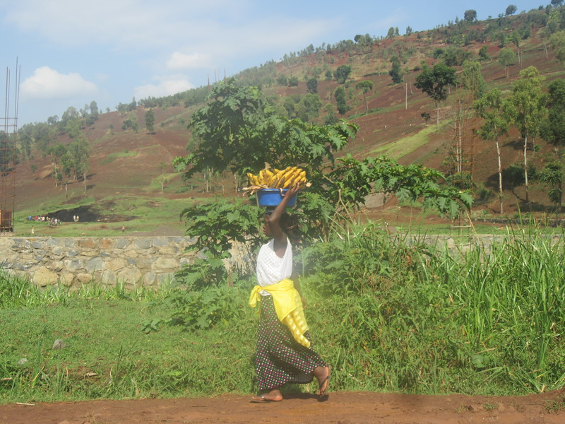 019_Route entre Bukavu et Le Parc National de Kahuzi-Biega
