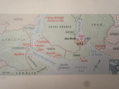 002_Djibouti  Plus petit pays de la Région  Position stratégique sur la Mer Rouge  Au confleunt de deux continents, Afrique et Asie