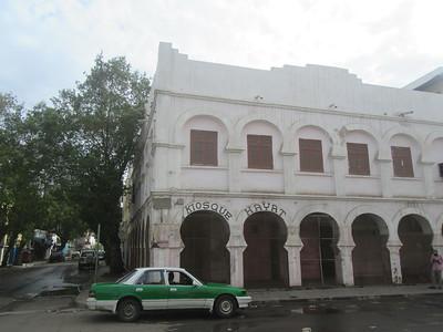 037_Djibouti Ville  Bâtiment Colonial