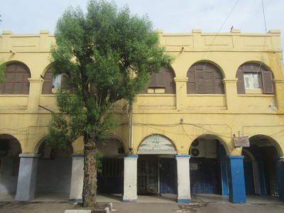 036_Djibouti Ville  Bâtiment Colonial