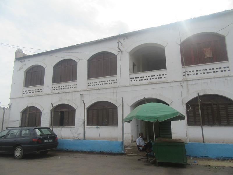 020_Djibouti Ville  Bâtiment Colonial