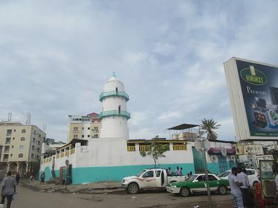 030_Djibouti Ville  La Grande Mosquée Hammoudi