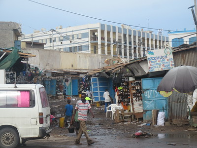 029_Djibouti Ville  Le Marché Central